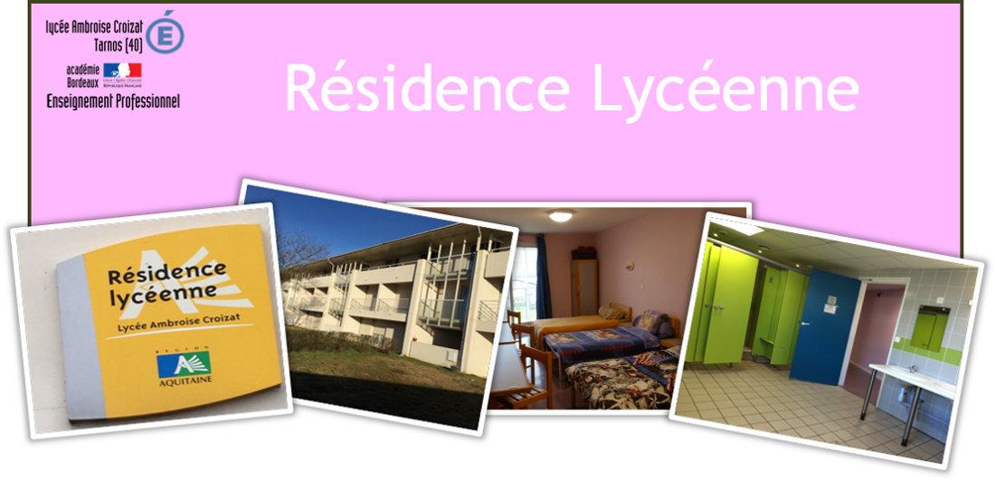 Résidence Lycéenne